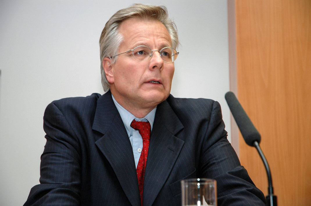 wolfgang reinicke, president of the gppi