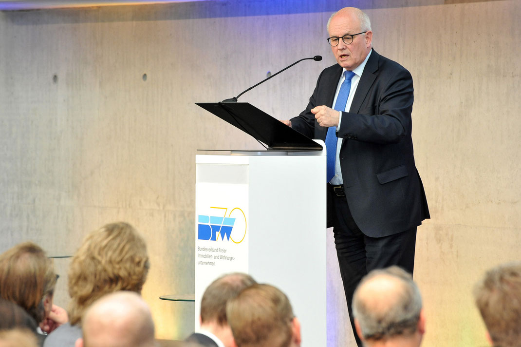 deutscher immobilien kongress 2016, volker kauder