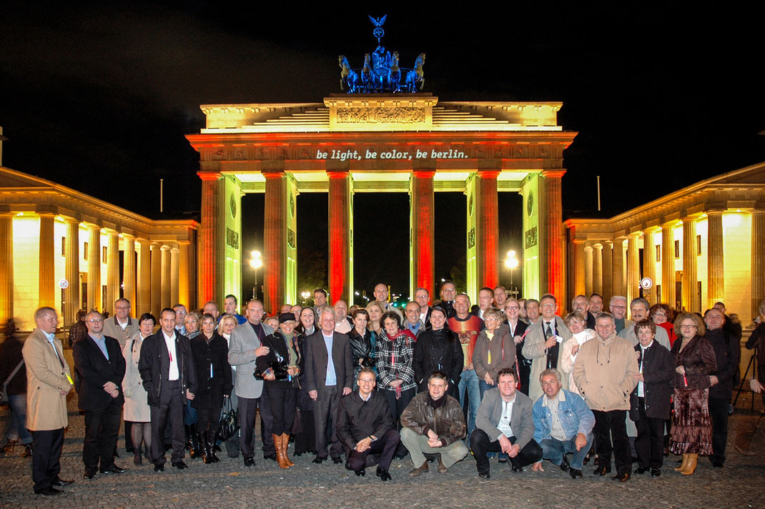 festival of lights, berlin, brandenburger tor