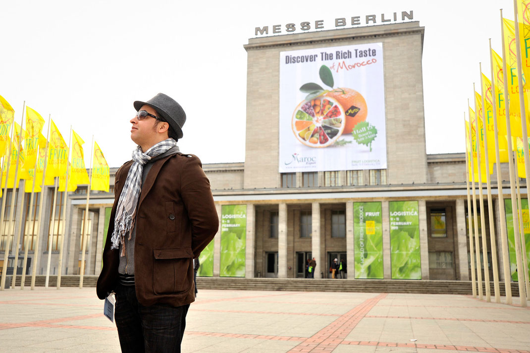 fruit logistica, messe