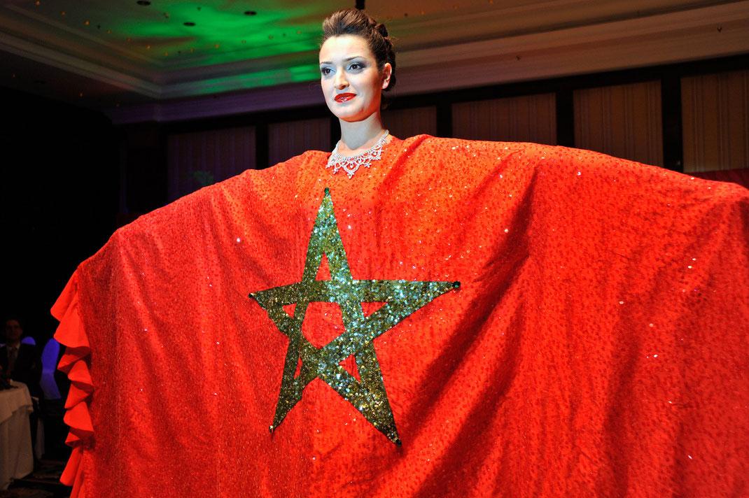 modenschau, maroc export, kultur, messe