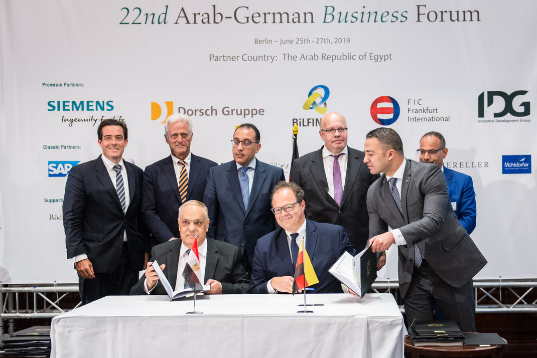 arab-german business forum