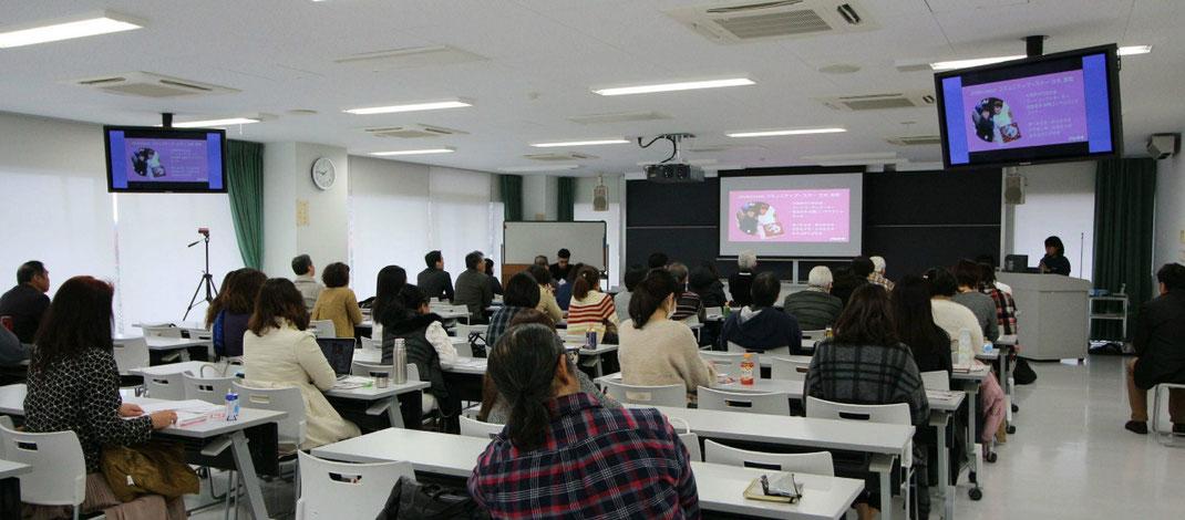 JimdoCafe 太田オープニングイベント テクノプラザ太田でセミナー