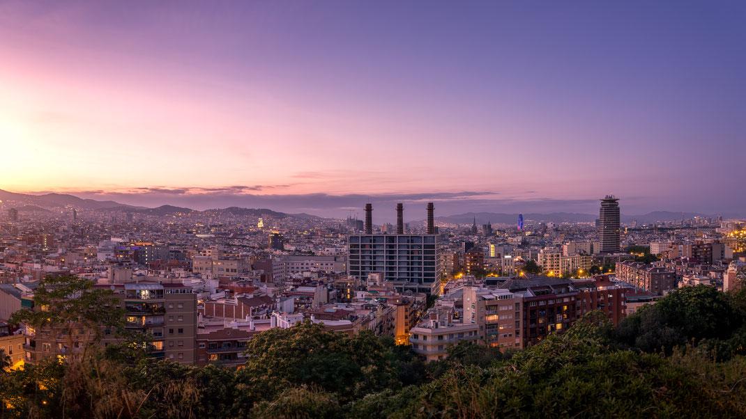 Barcelona Cityscape von Tobias Gawrisch (Xplor Creativity)