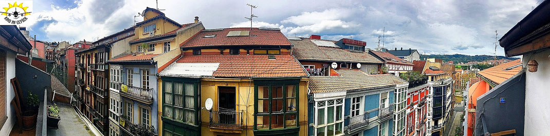 AirBnB: Leben mitten in Bilbao