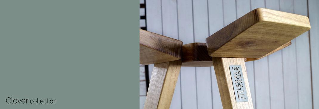 Clover-ist-ein-Barstuhl-von-Hookl-und-Stool