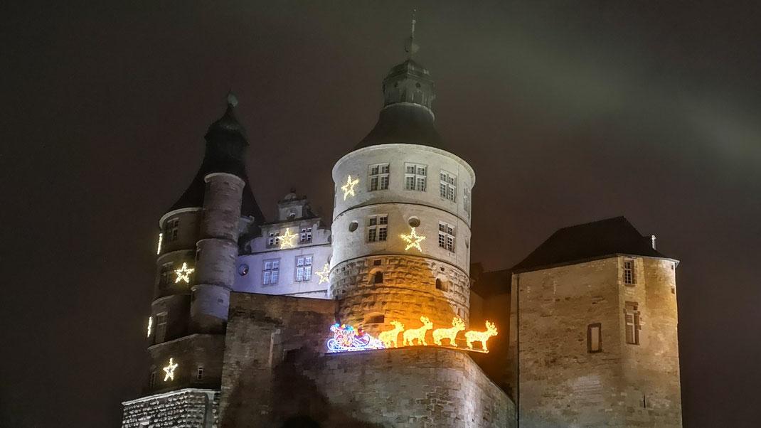 Le château des ducs de Wurtemberg