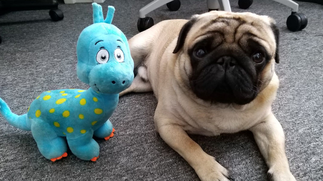 Baloe en Dino