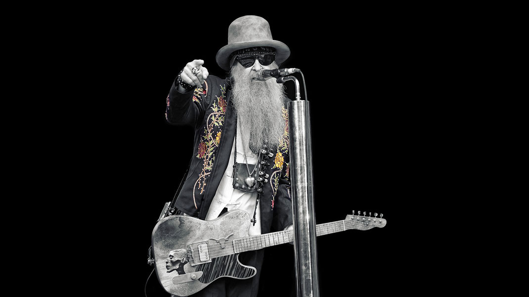 ZZ Top by Christian Düringer
