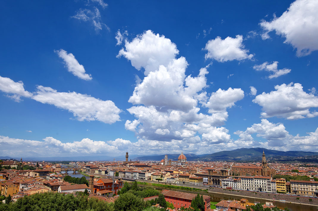 """Open Sky""  Florence, Italy"