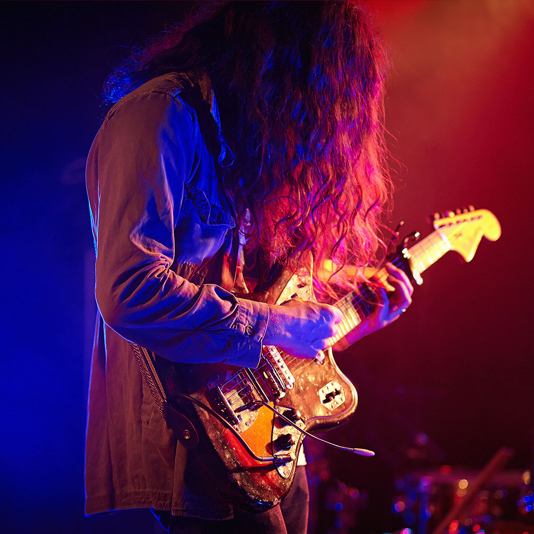 Kurt Vile by Christian Düringer