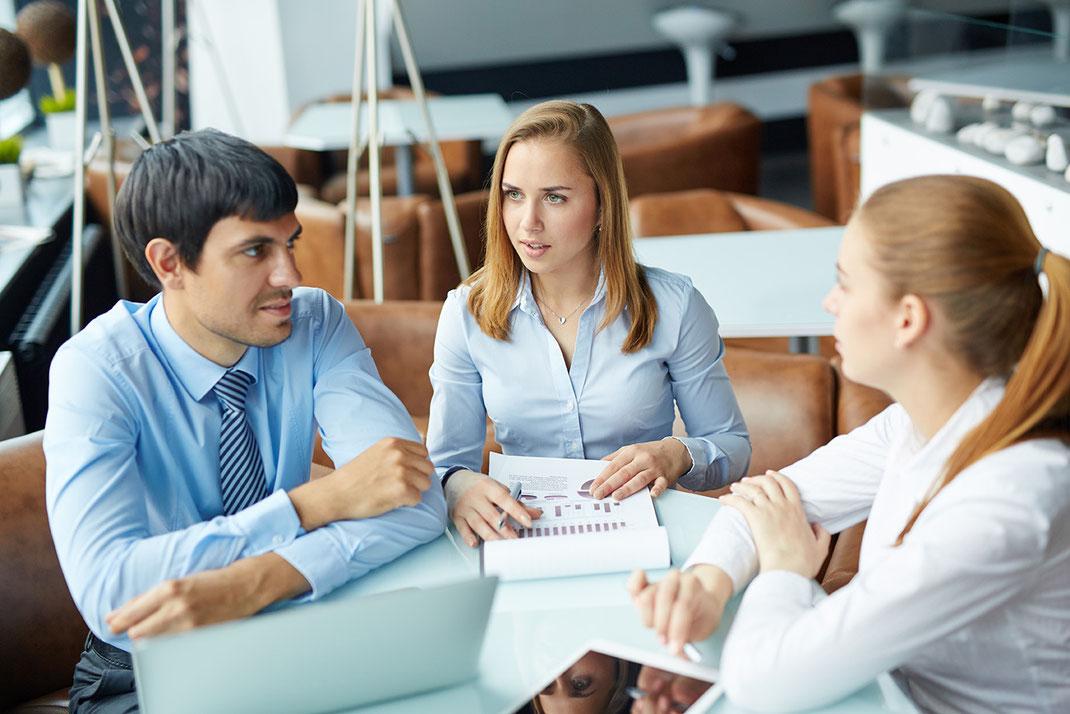 Zielgruppe Mitarbeiter interne Kommunikation