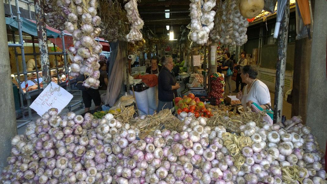 Knoblauch,Alho,Garlic,Knoblauchgerichte aus Martins Kulinarium in Carvoeiro,Algarve,Portugal,Mobile Kochschule