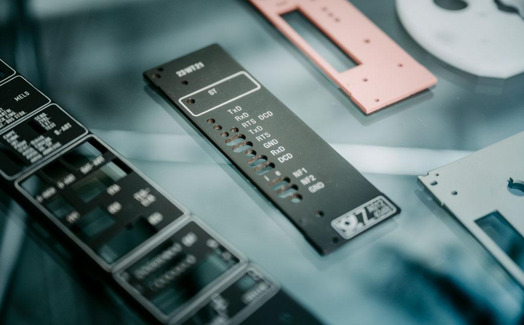 Fertigungstechnik Frontplatten Werkzeugbau Stanzwerkzeuge Kurt Betz GmbH Praxissemester Maschinenbau Heilbronn Verpackungstechnologie und Nachhaltigkeit