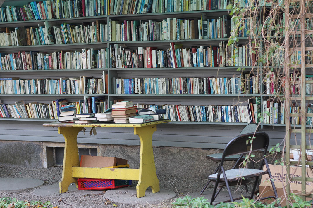 Bücher, Bibliothek, Buchhandlung