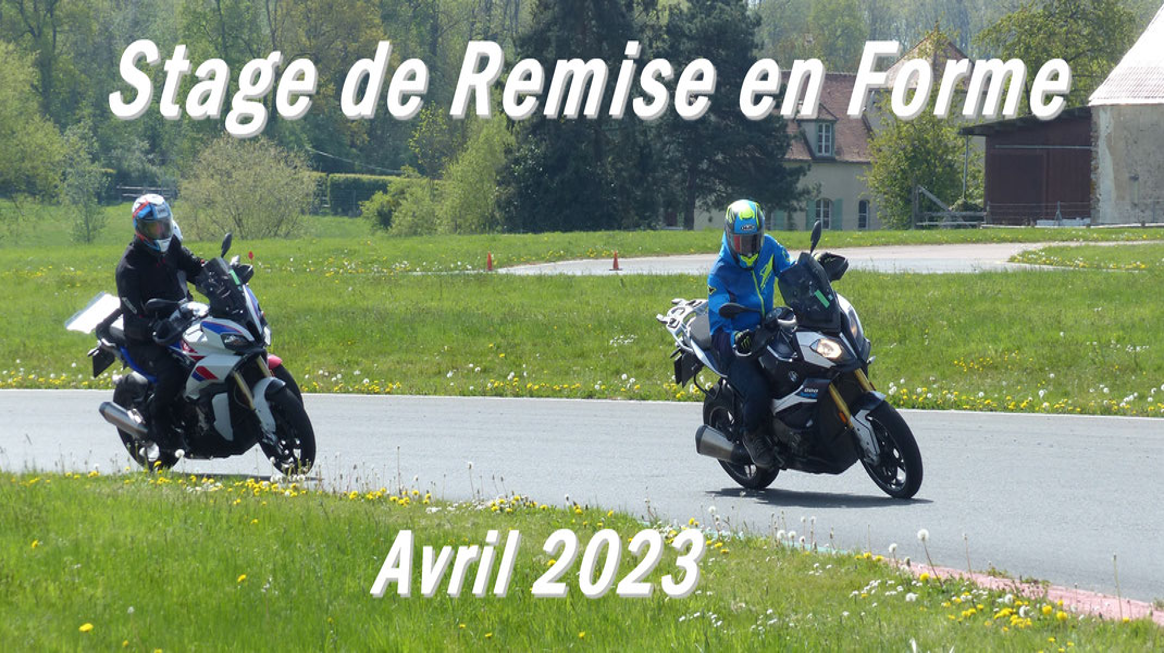 Stage de Remise en Forme 2021 by Cap Moto