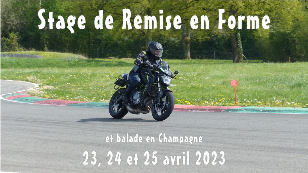 Stage moto de Remise en Forme 2021 by Cap Moto