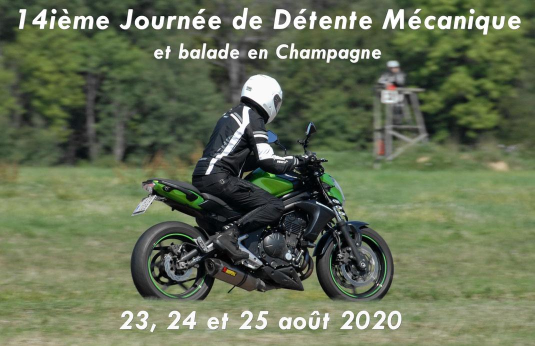 Journée de Détente Mécanique 2020 by Cap Moto