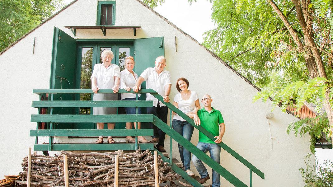 Weingut E & C Hirsch Watzelsdorf Familie