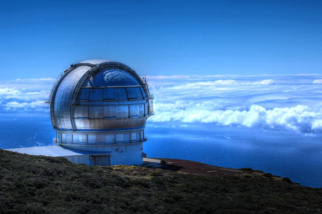 Gran Telescopio CANARIAS (GTC)