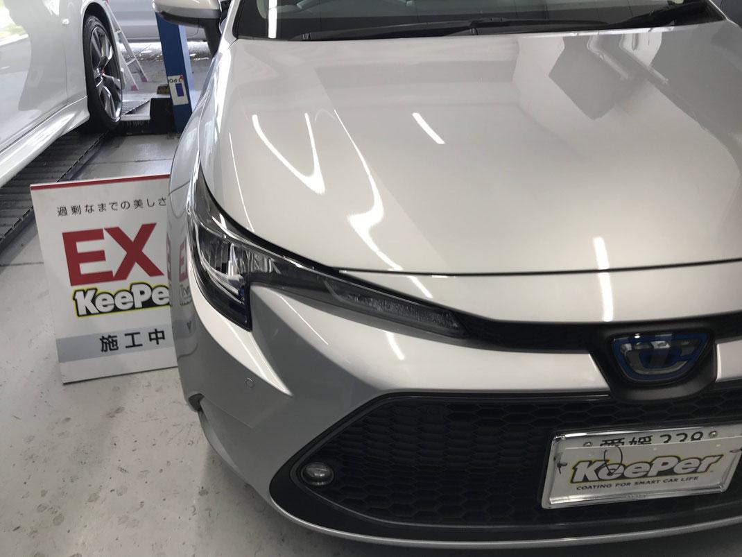EXキーパー 新車コーティング 人気