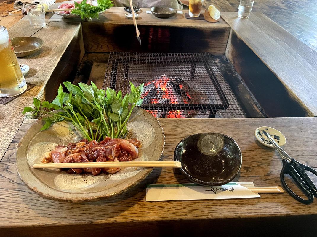 炭火焼 ふかせ 地鶏料理 大洲市のランチに使えるお店 食べログ