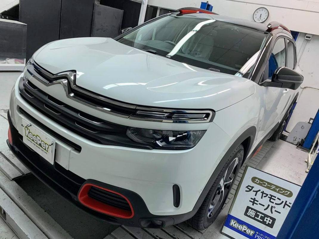 シトロエン C3 AIRCROSS SUV