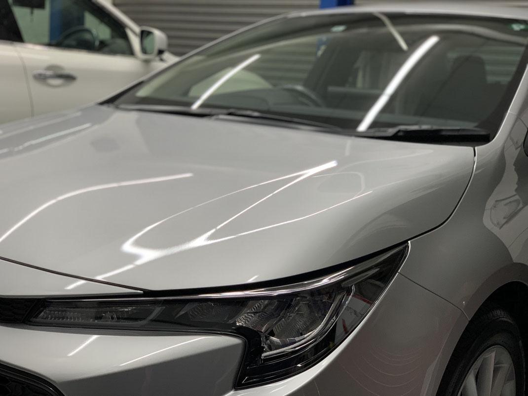 トヨタ カローラ 新車 EXキーパー