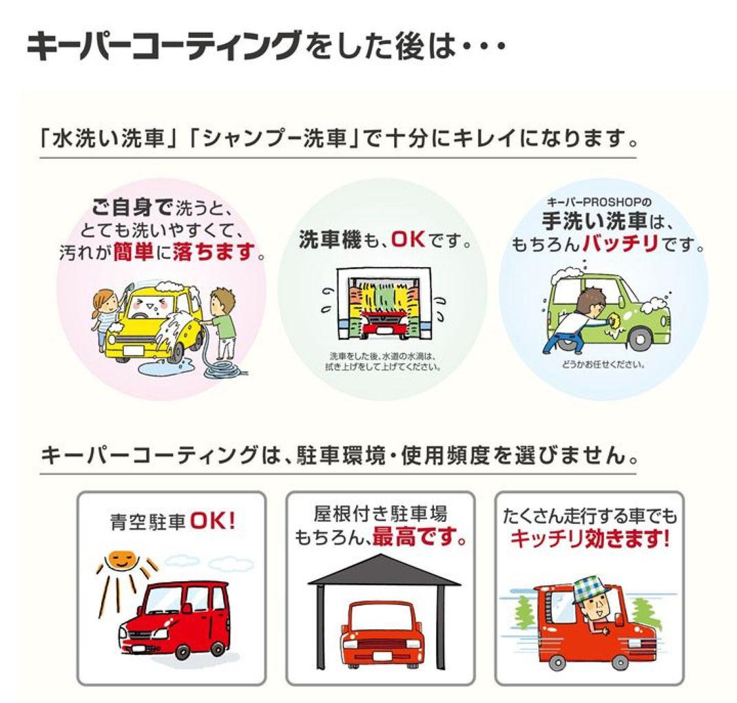 松山市 自動車コーティング   www.matsuyama-coating.com カード全額OK  KeePer正規店  ダブルダイヤモンドキーパー