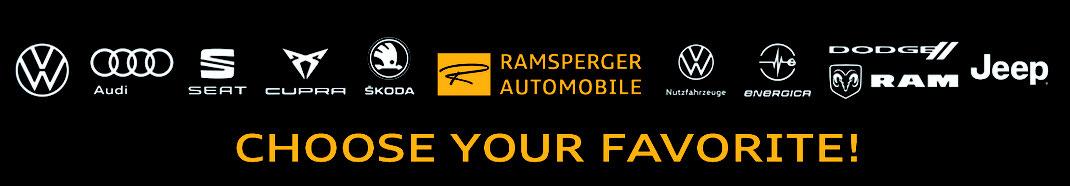 Kooperationspartner des Kirchheimer Musiknacht OPEN AIR: Ramsperger Automobile
