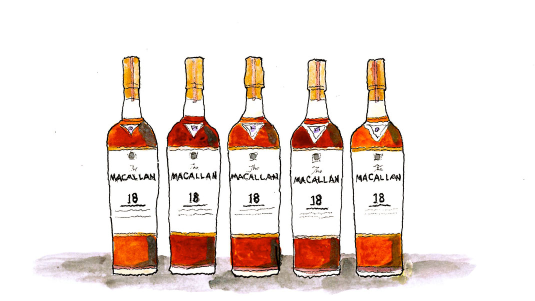 Macallan 18 Years, Whisky Investment, Investments, Whiskey, Macallan