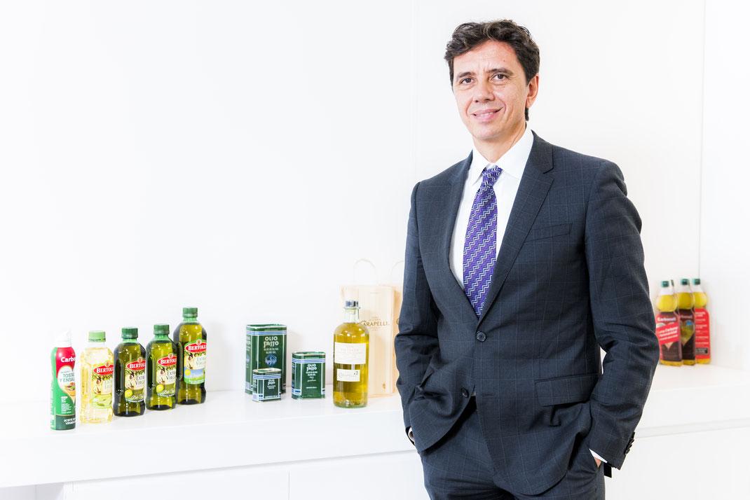 Pierluigi Tosato, CEO und Chairman von Deoleo SA, im grossen Interview mit dem Master of Olive Oil