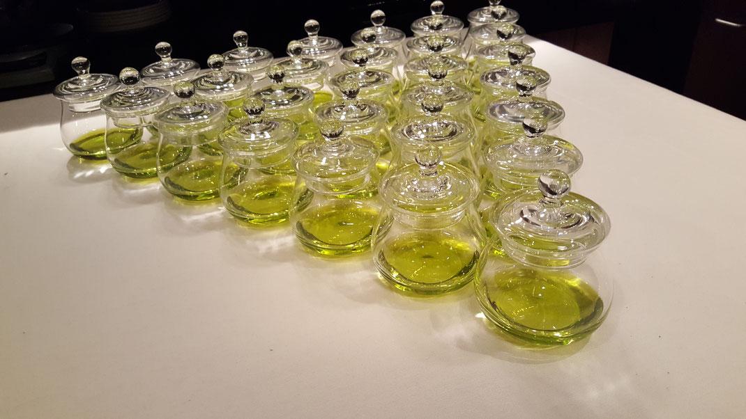 Oh Tannenbaum, wie grün sind deine Gläser.....