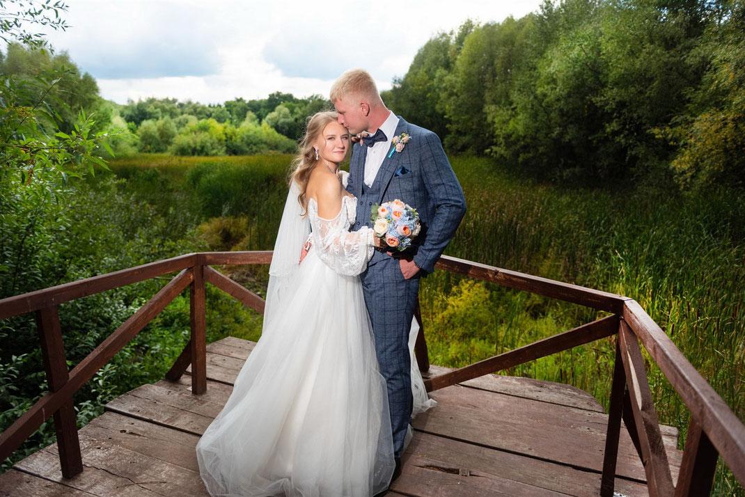 Старая мельница | Свадьба Анастасии и Анатолия | 14 августа 2020