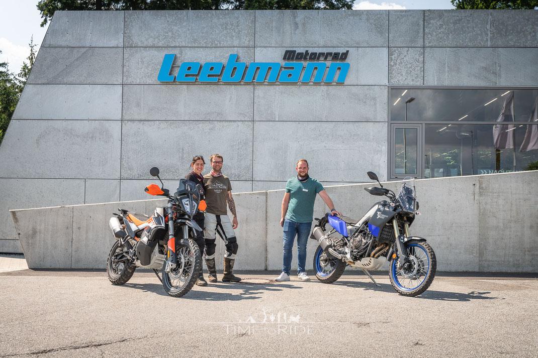 Reiseenduro Vergleichstest zwischen Yamaha Tenere 700 und KTM 790 Adventure R - Modelljahr 2020