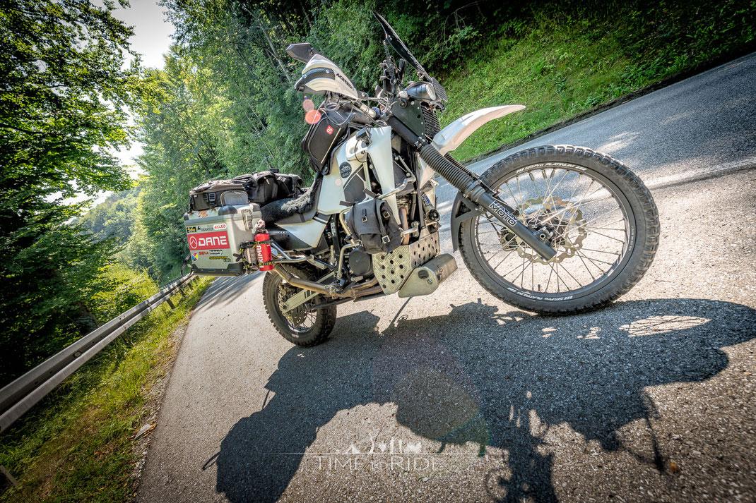Shido Lithium Motorrad-Batterie im Härtetest