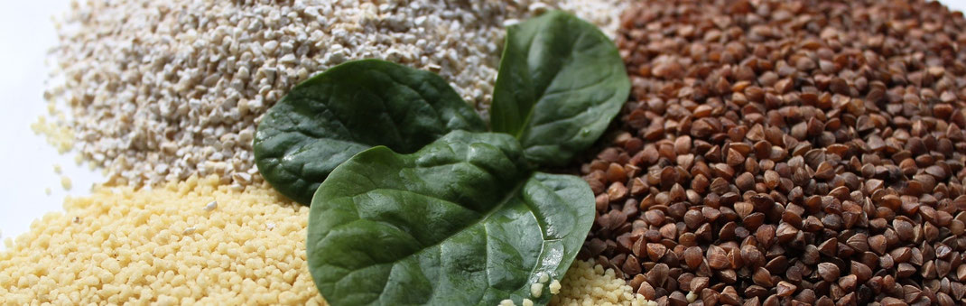 Pdeudogetreide - vegansports fit & healthy