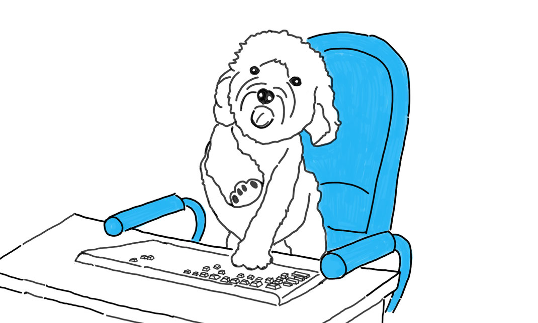 My Office Dog 2021 Probetag. Unsere Reise zum Kollege Hund Tag am 24. Juni 2021 ist am Ziel. Heute hast du deinen Hund mit im Büro. Als treuen Begleiter in allen Lebenslagen.