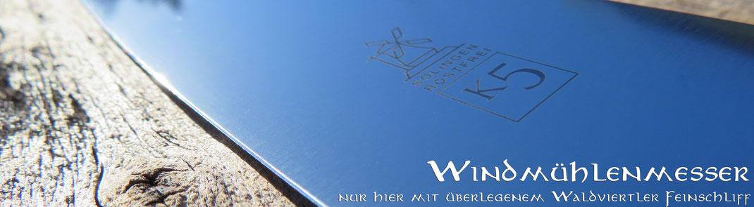 Windmühlenmesser Messerschmied Matthias Wiltschko