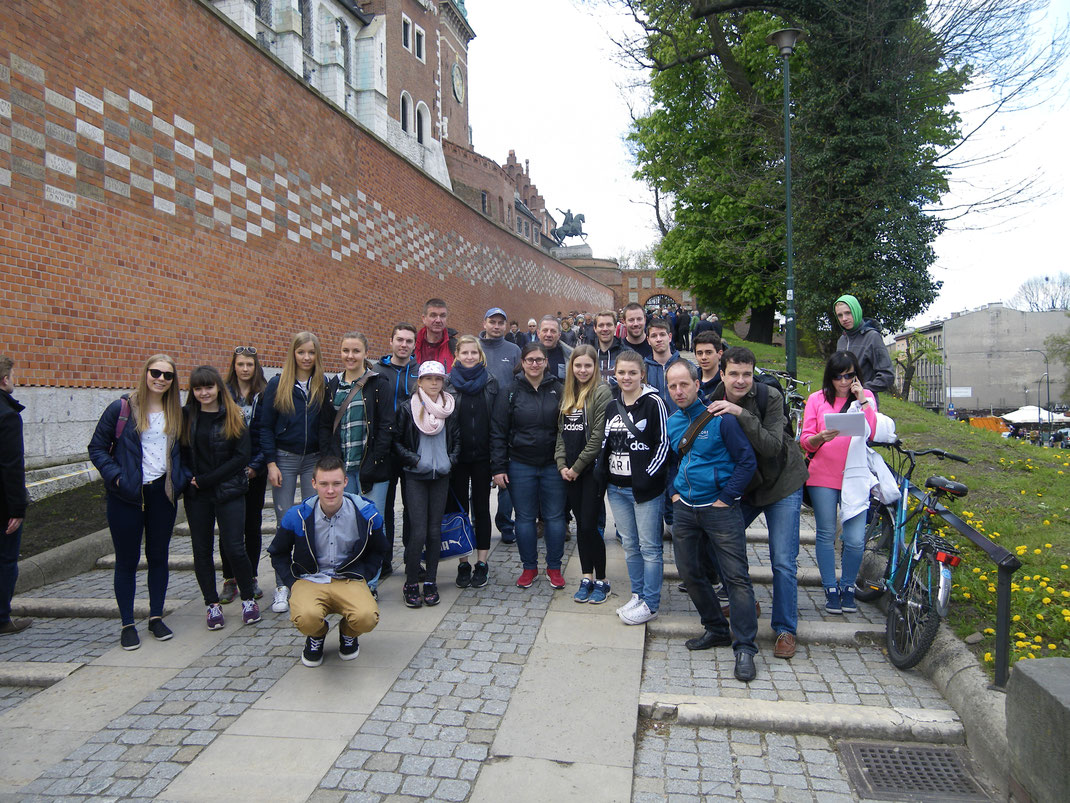 Unser Besuch in Lubliniec, zustande gekommen im Rahmen einer Partnerschaft der Landkreise Lörrach und Lubliniec