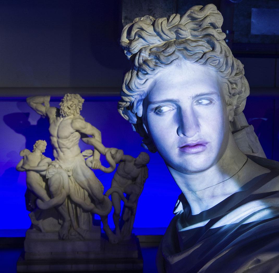 Ομιλούντα γλυπτά στην Αρχαιολογική συλλογή της Βέρνης