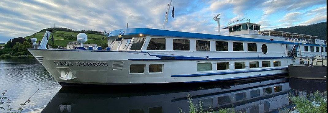 Ostsee Küsten-Kreuzfahrten 2021 mit Inselhopping und all inclusive Verpflegung beim Ostsee Inselhüpfen mit Viva Cruises 2021