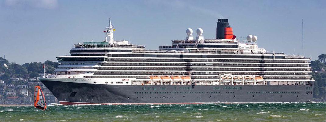MS Queen Victoria (c) Cunard Line