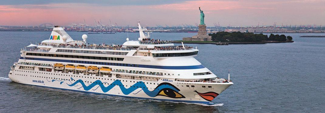 Kreuzfahrten um die Welt ab Hamburg sowie Weltreisen ab Hamburg von AIDA, Cunard, Phoenix-Reisen 2020 2021 hier im Hamburger Reisebüro bequem online buchen und telefonisch beraten lassen