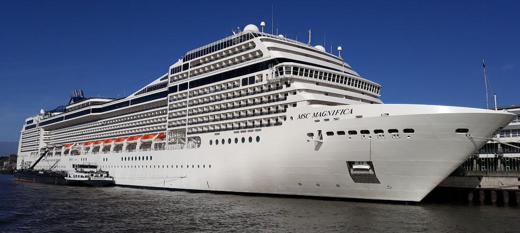 MSC smar Deals Kreuzfahrten Schnäppchen lastminute und MSC Frühbucher Angebote hier online prüfen