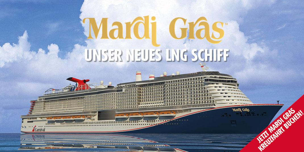 Carnival Cruise jetzt Ihre Kreuzfahrt  Karibik, Mittelmeer hier in Deutschland online im Hamburger Kreuzfahrtenbüro und Vertragsagentur mit Sofortbestätigung buchen