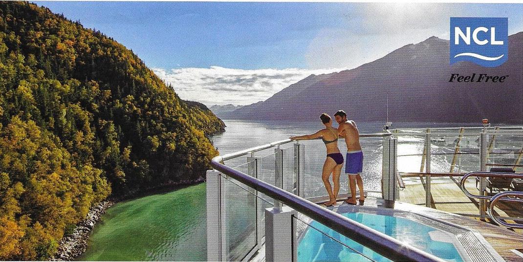 NL Kreuzfahrten 2021 in Europa Alaska Karibik hier online günstige Frühbucher Kreuzfahrten 2022 mit Norwegian Cruise Line sichern
