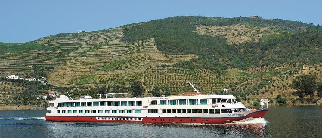 Flusskreuzfahrten Douro 2021 mit Nicko Cruises und den Flussschiffen MS Nicko Cruiser,MS  Nicko Prince und MS Douro Serenity Rundreise auf dem Douro