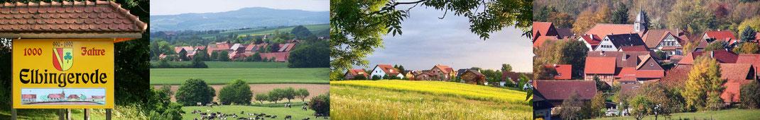 Dorfansichten Elbingerode