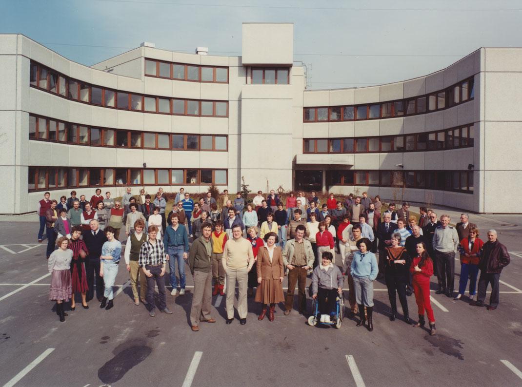 Unternehmensgruppe BUNG - Hauptsitz in Heidelberg